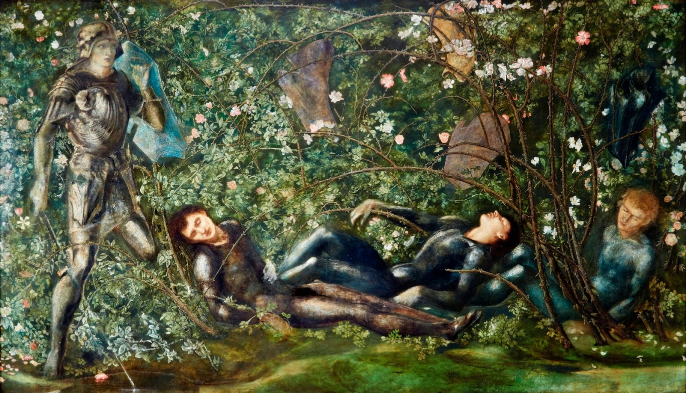 burne-jones-the-knights-and-the-briar-rose